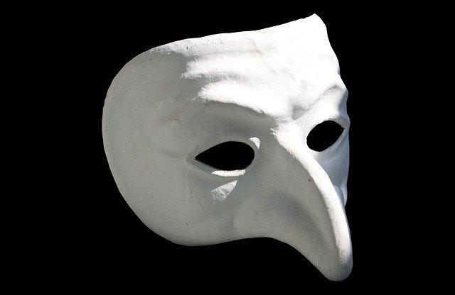 ピエロマスク